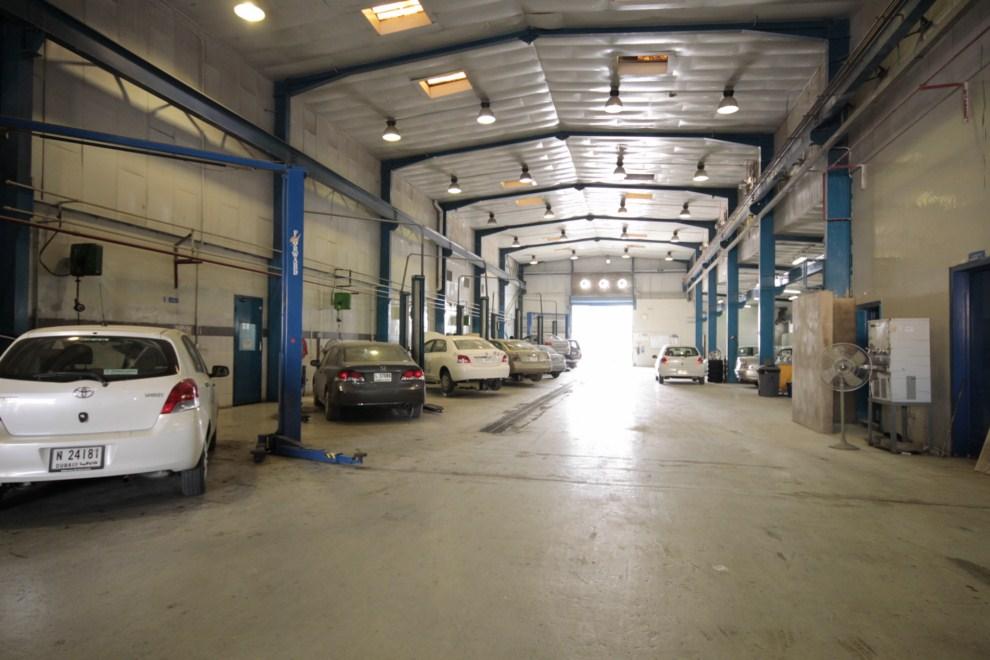 Al Wataniya Workshop - Home